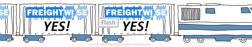 click to start the freightwise presentation (flash)